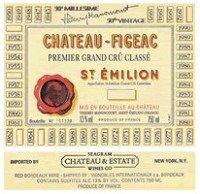 Chateau Figeac St. Emilion Grand Cru 2010 750Ml