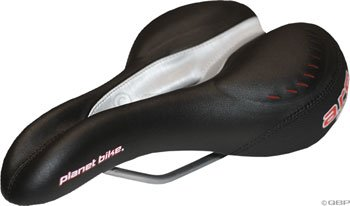 Planet Bike 5020 Men'S Ars Standard Anatomic Relief Saddle With Gel front-43350