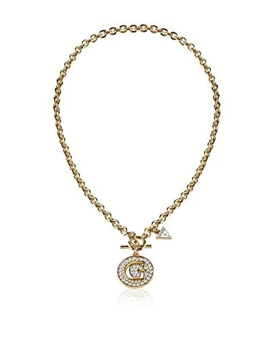 Guess Collar Ubn51487 Dorado