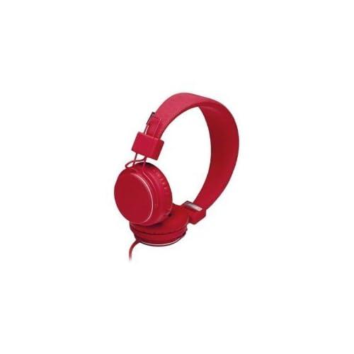 Urbanears?????????? The Plattan Headphones ?Red?の写真02。おしゃれなヘッドホンをおすすめ-HEADMAN(ヘッドマン)-