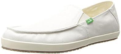 Sanuk Men's Randolph Slip-On Loafer,Natural,7 M US