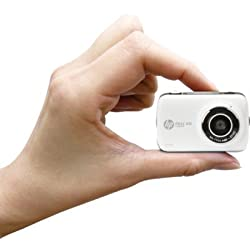 HP Wi-Fi 8mp Resolution Full HD 1920 x 1080p 30fps Video Resolution Mini Camera + 4GB SD Card