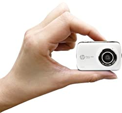 HP Life Cam -The Worlds Smallest HD Mini-Cam (white