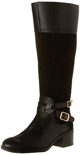 franco-sarto-lapis-wide-calf-damen-us-7-schwarz-mode-knie-hoch-stiefel