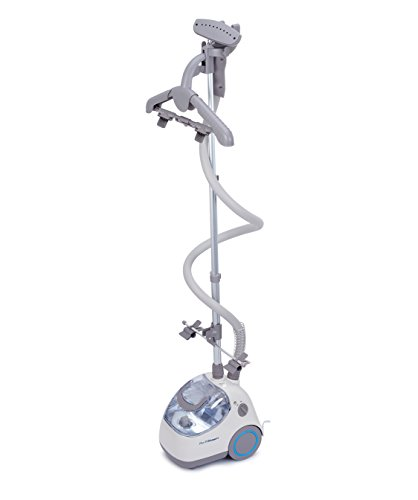 PurSteam PS-910  Heavy Duty Powerful Fabric Steamer with Fabric Brush and Garment Hanger (Cloth Steamers compare prices)