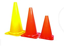 Pepup Training Marker Cones 6 inches (Set of 6 )
