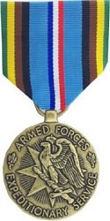 Armed Services Expeditionary-MEDAL