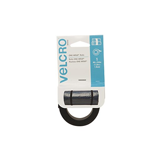 Read About VELCRO Brand - ONE-WRAP Roll, Double-Sided, Self Gripping Multi-Purpose Hook and Loop Tap...