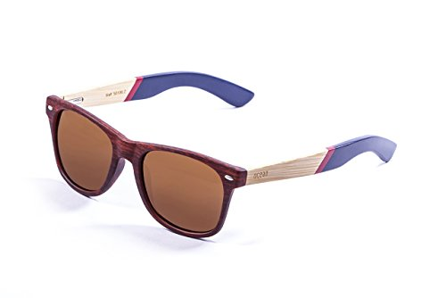 ocean-sunglasses-beach-lunettes-de-soleil-mixte-adulte-bamboo-brown-frame-wood-natural-red-blue-arms