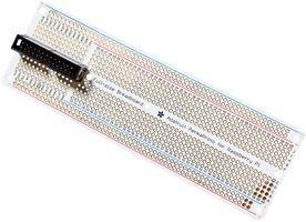 Adafruit Industries - 1135 - Breadboard Pcb Kit, Perma-Proto Raspberry Pi