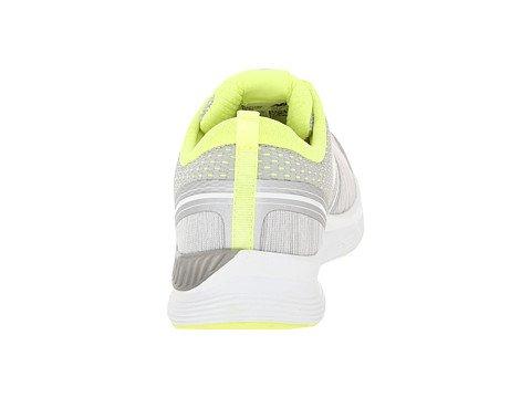 888098214116 - New Balance Women's 711 Heather Cross-Training Shoe,Grey/Yellow,11 B US carousel main 3