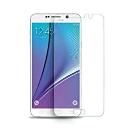 MVTH Brand Clear Tempered Glass Screen Protector for Samsung Galaxy ON 5