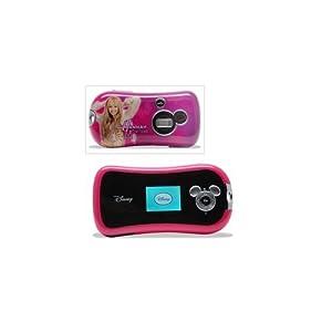 Disney DS11033 Pix Click 2.0 Digital Camera - Hannah Montana (Pink)