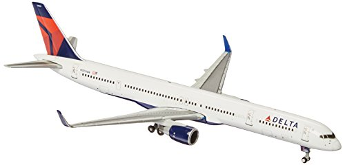GeminiJets Delta 757-300W Airplane Model (1:400 Scale) (Delta Airlines Model Airplane compare prices)