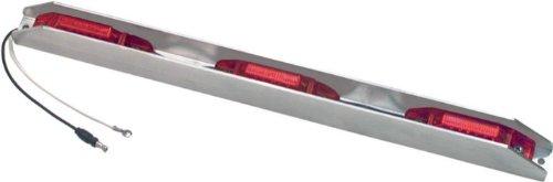 "Truck-Lite 35740R Led 35 Series Id Bar Kit Aluminum 6"" Centers 17"" Long"