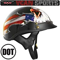 USA Eagle Cruiser Helmet (X-Large)