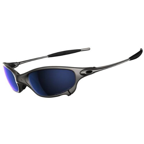 Oakley Juliet Sunglasses – Polarized Plasma/Ice, One Size
