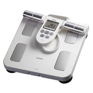 Cheap Omron Healthcare, Full Body Sensor w Scale Wht (Catalog Category: Personal Care / Pedometers & Scales) (ITE-HBF510W-DAH|1)