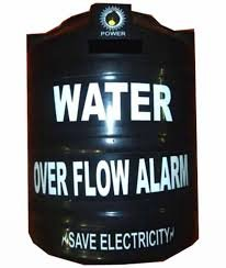 WATER LEVEL ALARM/BELL FOR OVERFLOW OF TANKS