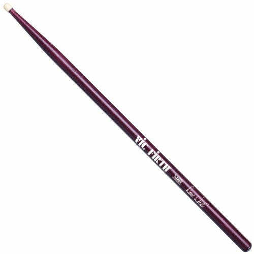 Vic firth - baguettes signature ''dave weckl'' (olives nylon) - quinzaine