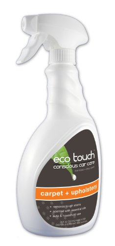 Eco Touch Carpet + Upholstery Cleaner, 24oz