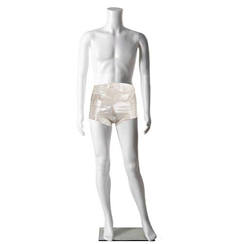 LATE-X-Couche-Pantalon-Transparente-Taille-S