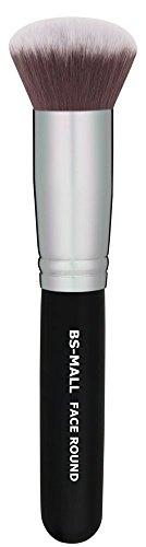 BS-MALLTM-Makeup-Brush-Set-Premium-Synthetic-Kabuki-Makeup-Brush-Set-Cosmetics-Foundation-Blending-Blush-Eyeliner-Face-Powder-Lip-Brush-Makeup-Brush-Kit10pcs-Silver-Black