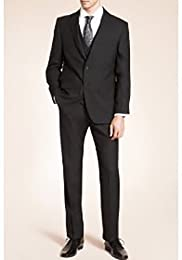 Big & Tall Autograph Suits with Wool [T15-1489L-S/T15-1490L-S]