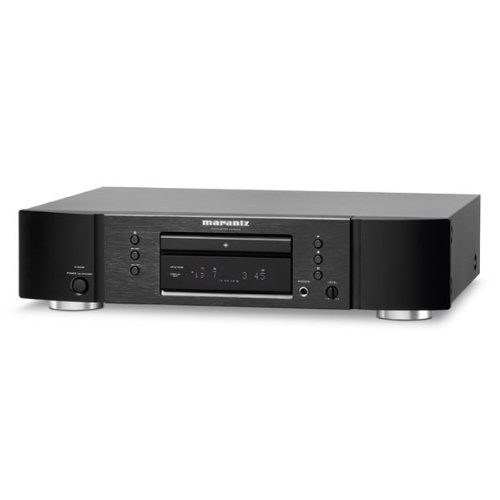 Compact Disc Player with MP3  &  WMA Playback in Black