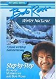 Bob Ross DVD Winter Nocturne