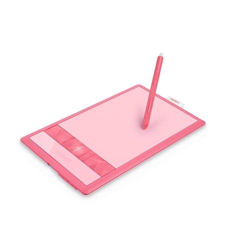 Wacom ペンタブレット Sサイズ ピンク イラスタMini&コミスタMini付属 Bambooコミック CTH-470/P2