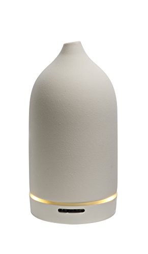 Toast Living USA Casa-Ultrasonic Aroma Diffuser, White (Toast Living Casa Aroma Genie compare prices)