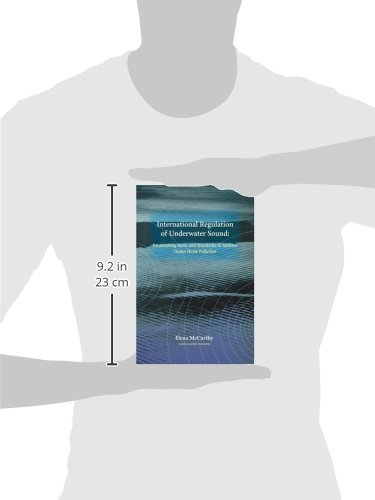 International Regulation of Underwater Sound: Establishing Rules and Standards to Address Ocean Noise Pollution (Solid Mechanics and its Applications)