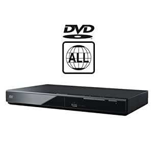 Panasonic DVD Player with Multi Format Playback