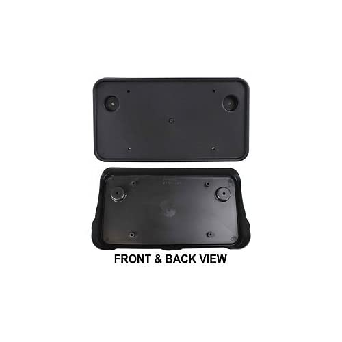 Amazon.com: TOWN CAR 03-10 FRONT LICENSE PLATE BRACKET
