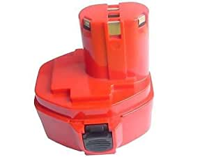 Replacement Power Tools Battery for MAKITA BMR100, 5094DWD, 5630DWD, MAKITA 1000, 4000, 6000, 8000, JR, ML, UB Series, Compatible Part Numbers: 1420, 1422, 192600-1