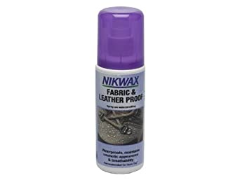 Nikwax Fabric & Leather Proof 125ml
