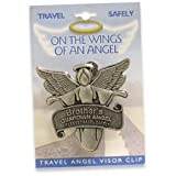 Brother Travel Guardian Angel Visor Clip