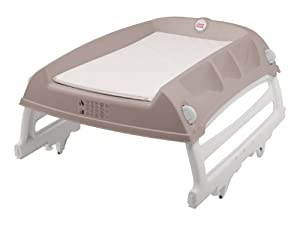 Babysun Nursery Table à Langer Matelas à Langer Flat