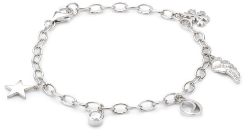 s.Oliver Damen-Armkette Silber 925 390507