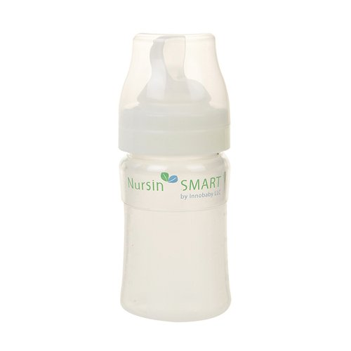 Innobaby Nursin' Smart 5 Oz Bottle With Spoon Feeder - Type A