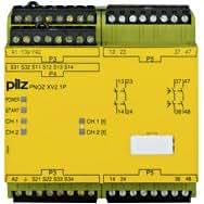 777544 Pilz - PNOZ XV2.1P 3/24-240VACDC 2n/o 2n/o t - Safety relay PNOZ X - Time monitoring