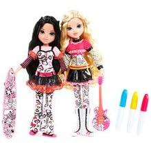 Moxie Girlz Arttitude Best Friends, Multi Color (2 Pack)