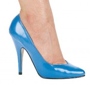 8220 5 Inch Classic Pump, by Ellie Shoes