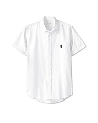 Marc Jacobs Men's Solid Short Sleeve Shirt