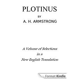 Plotinus: A Volume of Selections in a New English Translation