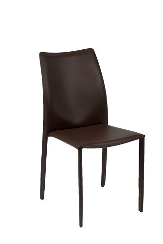 Leather Dining Room Chairs 665