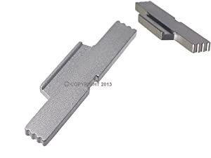 ESLL SST Extended Slide Lock Lever for ALL Glock pistol G1-4 NOT FOR G36