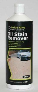 Drive Alive Oil stain remover