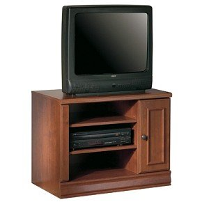 Traditional Style Classic Cherry Finish TV stand 32""